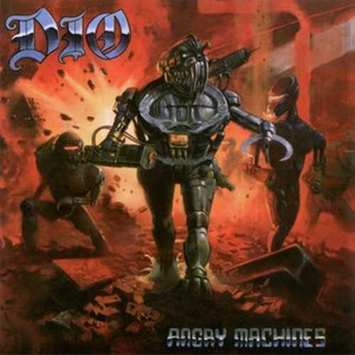 CD Shop - DIO ANGRY MACHINES