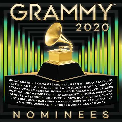 CD Shop - VARIOUS ARTISTS 2020 GRAMMY NOMINEES