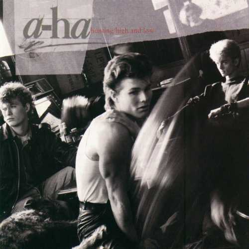 CD Shop - A-HA HUNTING HIGH AND LOW