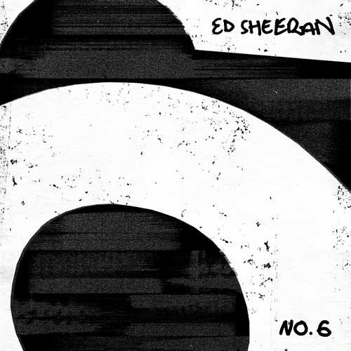 CD Shop - SHEERAN, ED NO. 6 COLLABORATIONS PROJECT