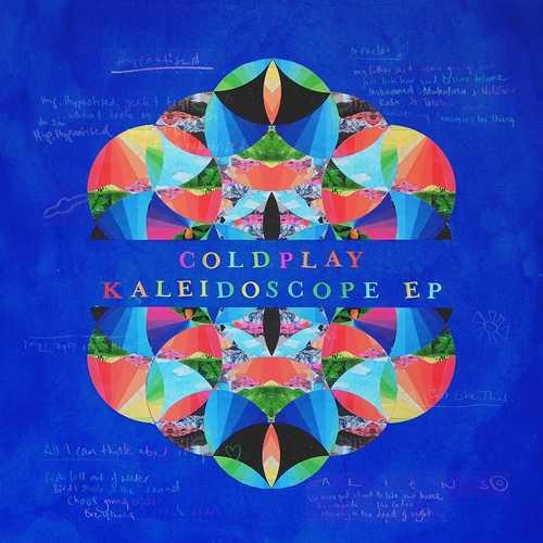 CD Shop - COLDPLAY KALEIDOSCOPE (EP)