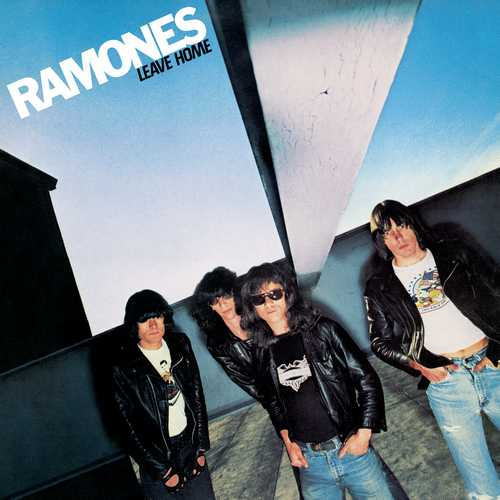 CD Shop - RAMONES, THE LEAVE HOME (40TH ANNIVERSARY DELUXE EDITION)