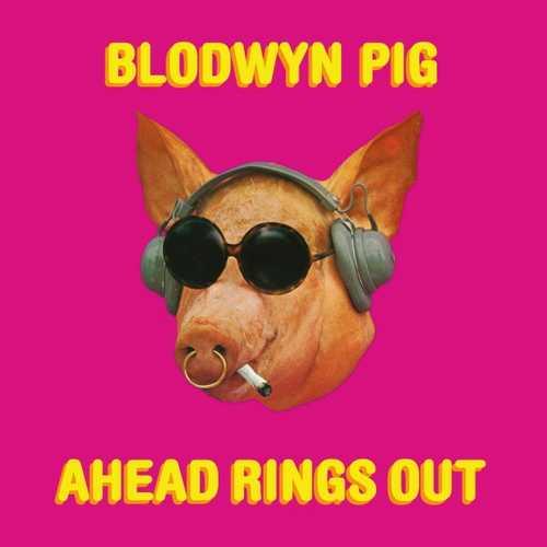 CD Shop - BLODWYN PIG AHEAD RINGS OUT