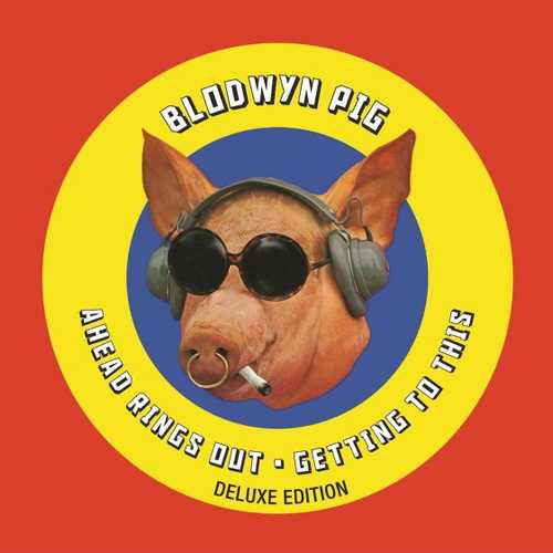 CD Shop - BLODWYN PIG AHEAD RINGS OUT-GETTING TO THIS