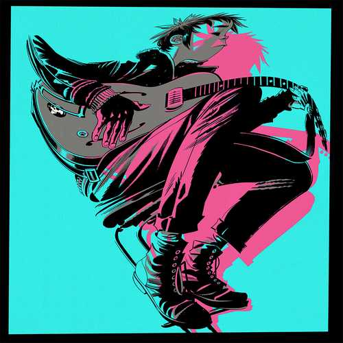 CD Shop - GORILLAZ THE NOW NOW (DELUXE BOX SET)