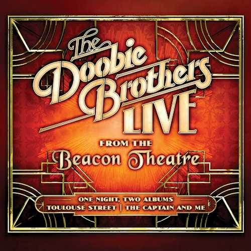 CD Shop - DOOBIE BROTHERS LIVE FROM THE BEACON THEATRE
