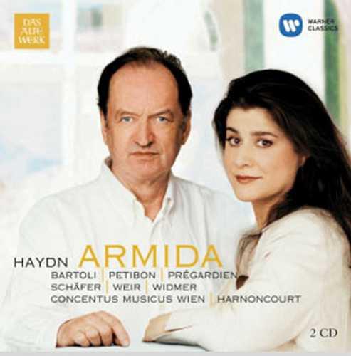 CD Shop - HARNONCOURT N. HAYDN: ARMIDA