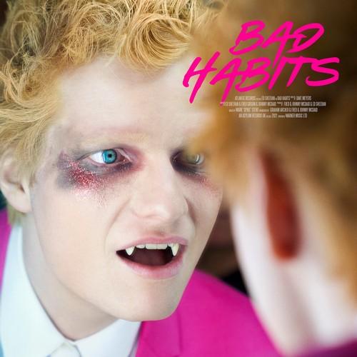 CD Shop - SHEERAN, ED BAD HABITS