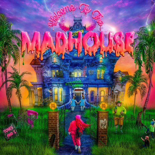 CD Shop - TONES AND I WELCOME TO THE MADHOUSE