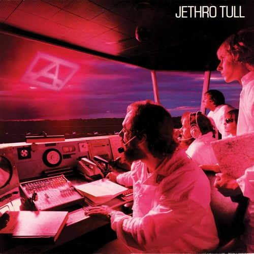 CD Shop - JETHRO TULL A (THE 40TH ANNIVERSARY EDITION)