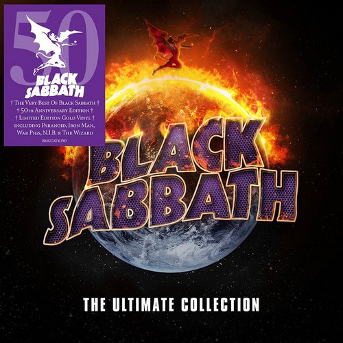 CD Shop - BLACK SABBATH THE ULTIMATE COLLECTION