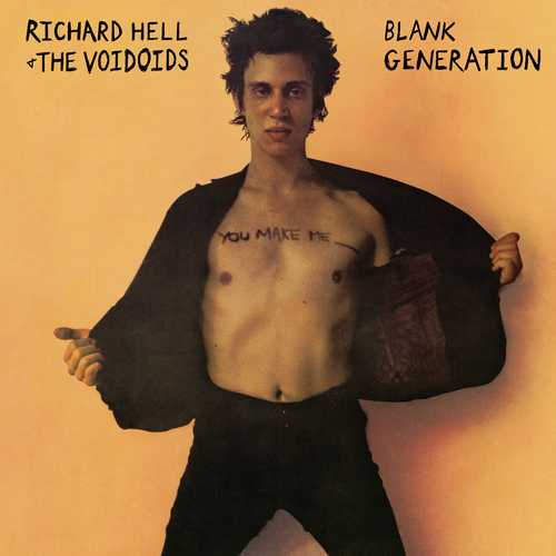 CD Shop - HELL, RICHARD AND VOIDOIDS BLANK GENERATION