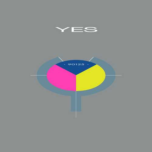CD Shop - YES 90125