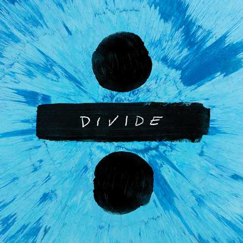 CD Shop - SHEERAN, ED DIVIDE (DELUXE EDITION) - LIMITED