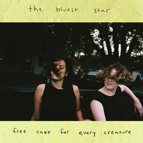 CD Shop - FREE CAKE FOR EVERY CREATURE THE BLUEST STAR