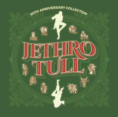 CD Shop - JETHRO TULL 50TH ANNIVERSARY COLLECTION