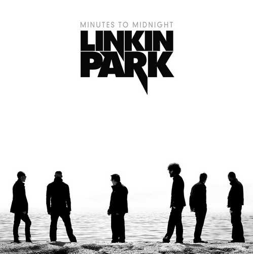 CD Shop - LINKIN PARK MINUTES TO MIDNIGHT
