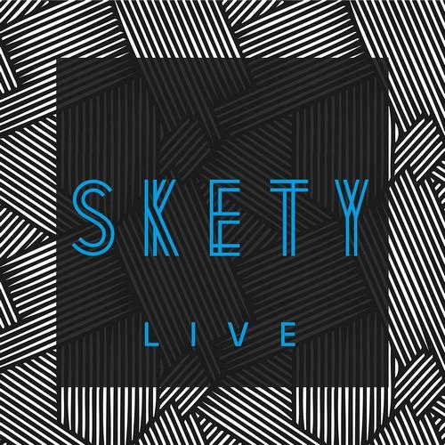 CD Shop - SKETY SKETY LIVE