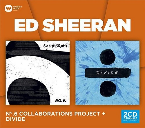 CD Shop - SHEERAN, ED ÷ & NO.6 COLLABORATIONS PROJECT