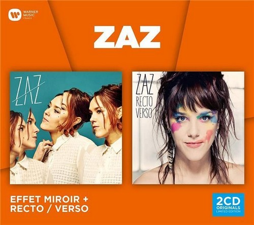 CD Shop - ZAZ COFFRET 2CD: EFFET MIROIR & RECTO VERSO
