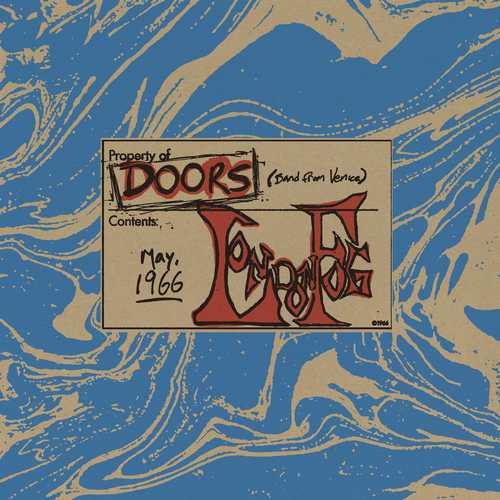 CD Shop - DOORS, THE LONDON FOG 1966