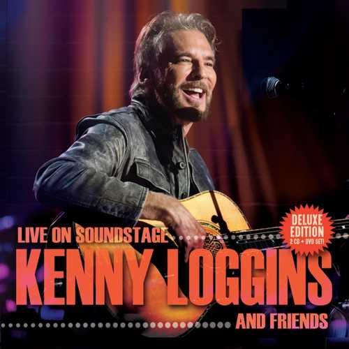 CD Shop - LOGGINS, KENNY LIVE ON SOUNDSTAGE (DELUXE-2CD+DVD)