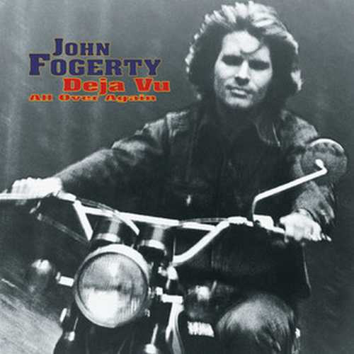 CD Shop - FOGERTY, JOHN DEJA VU (ALL OVER AGAIN)