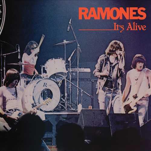 CD Shop - RAMONES, THE IT
