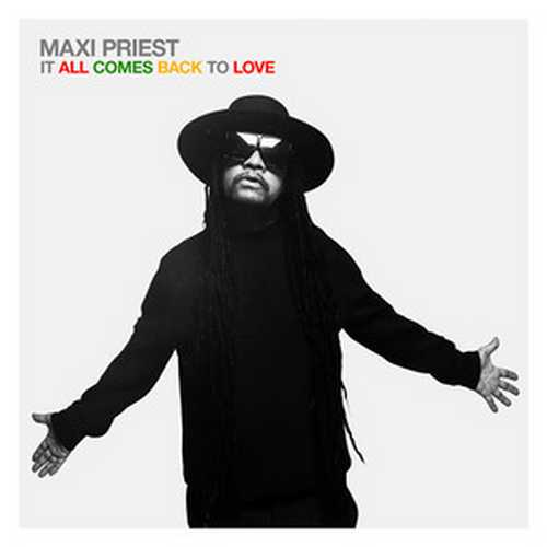 CD Shop - PRIEST, MAXI IT ALL COMES BACK TO LOVE