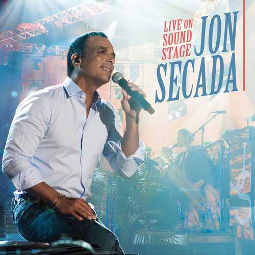 CD Shop - SECADA, JON LIVE ON SOUNDSTAGE (BLU-RAY)