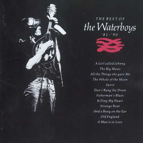 CD Shop - WATERBOYS, THE THE BEST OF THE WATERBOYS