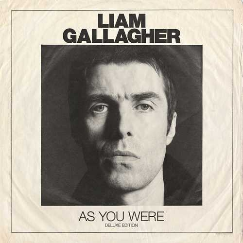 CD Shop - GALLAGHER, LIAM AS YOU WERE (DELUXE EDITION)