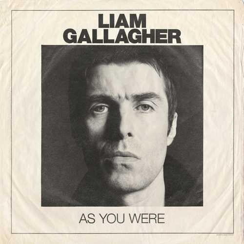 CD Shop - GALLAGHER, LIAM AS YOU WERE