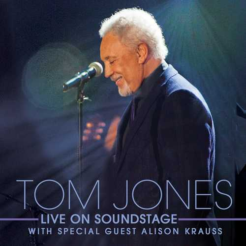 CD Shop - JONES TOM LIVE ON SOUNDSTAGE (BLU-RAY)