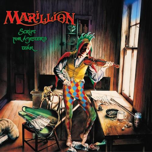 CD Shop - MARILLION SCRIPT FOR A JESTER