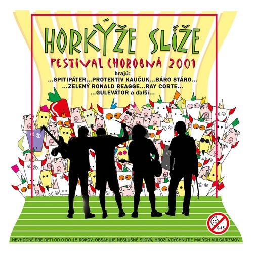CD Shop - HORKYZE SLIZE FESTIVAL CHOROBNA