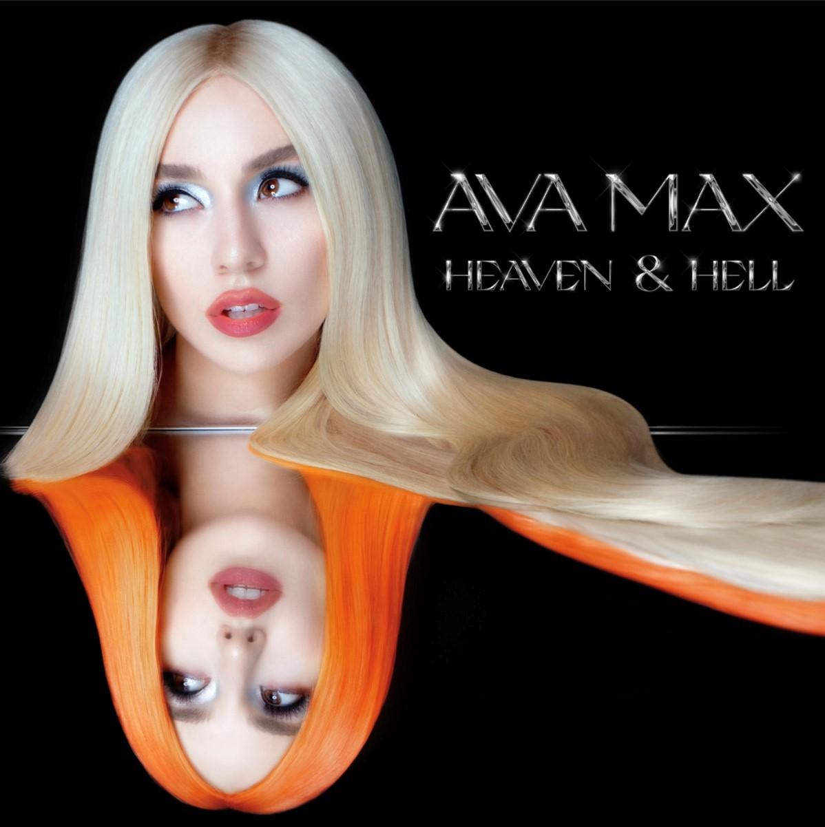 CD Shop - MAX, AVA HEAVEN & HELL