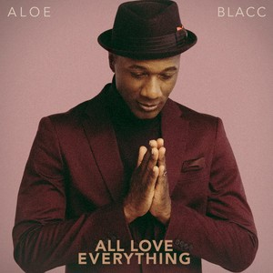 CD Shop - BLACC, ALOE ALL LOVE EVERYTHING