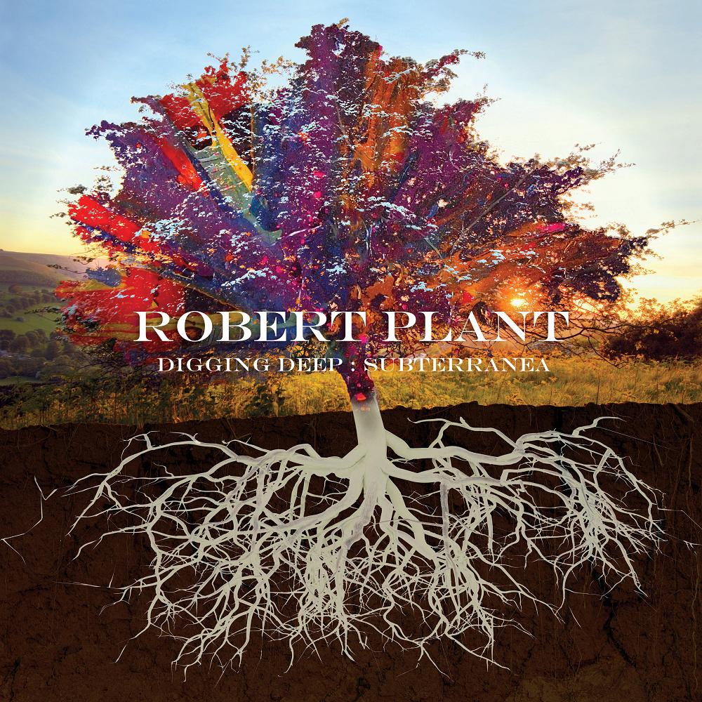 CD Shop - PLANT, ROBERT DIGGING DEEP: SUBTERRANEA
