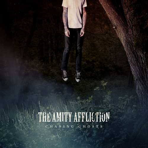 CD Shop - AMITY AFFLICTION CHASING GHOSTS