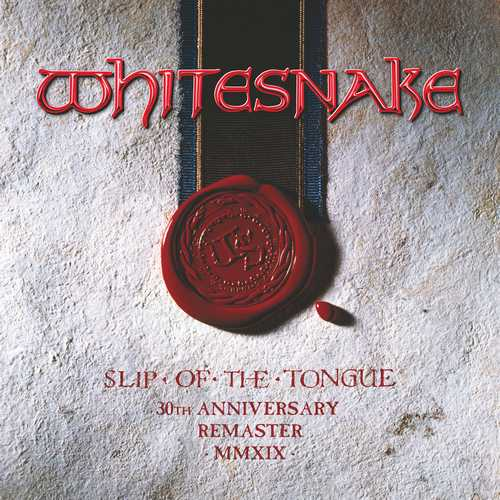 CD Shop - WHITESNAKE SLIP OF THE TONGUE (SUPER DELUXE EDITION)