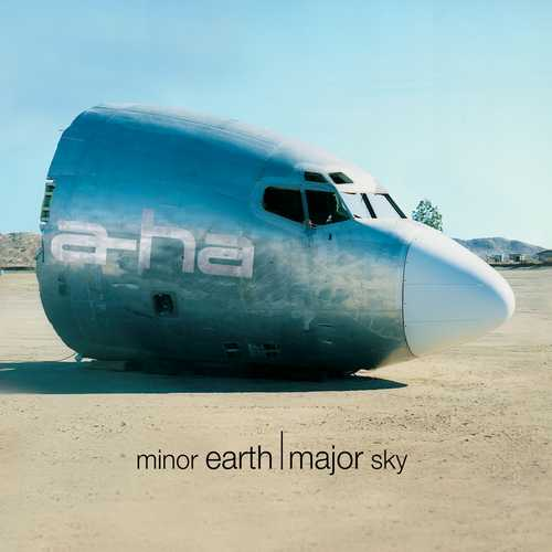 CD Shop - A-HA MINOR EARTH, MAJOR SKY