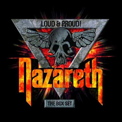 CD Shop - NAZARETH LOUD & PROUD!