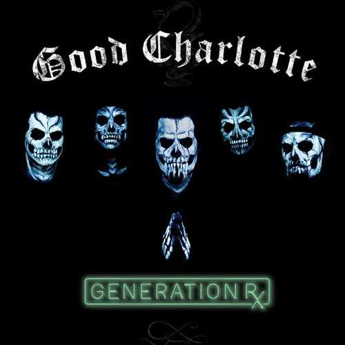 CD Shop - GOOD CHARLOTTE GENERATION RX