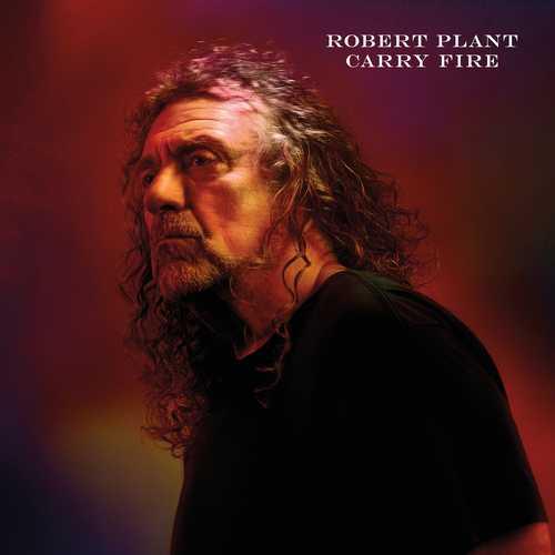 CD Shop - PLANT, ROBERT CARRY FIRE