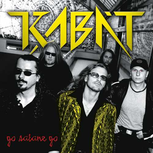 CD Shop - KABAT GO SATANE GO