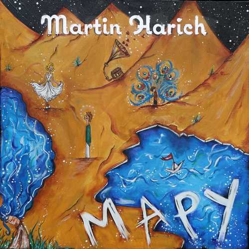 CD Shop - HARICH, MARTIN MAPY