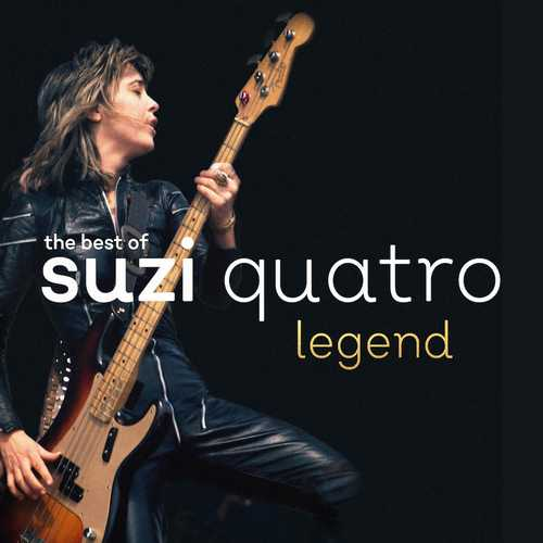 CD Shop - QUATRO, SUZI LEGEND: THE BEST OF
