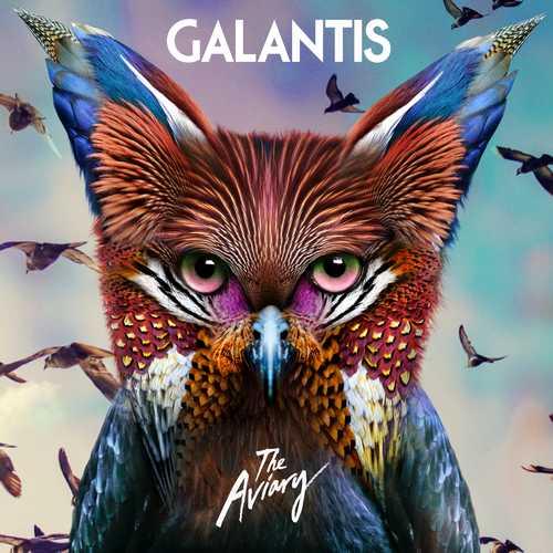 CD Shop - GALANTIS AVIARY -DIGI-