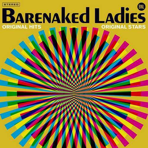 CD Shop - BARENAKED LADIES ORIGINAL HITS, ORIGINAL STARS